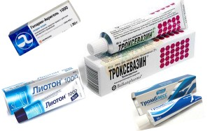 Троксевазин, аналоги дешевле