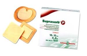 Suprasorb салфетки - влажное лечение трофических язв нижних конечностей