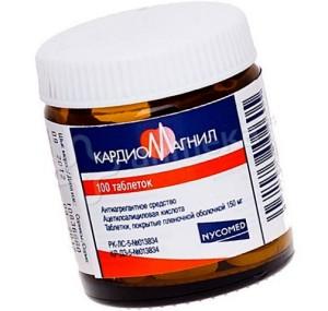 Кардиомагнил таблетки
