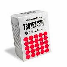 Троксевазин капсулы, цена